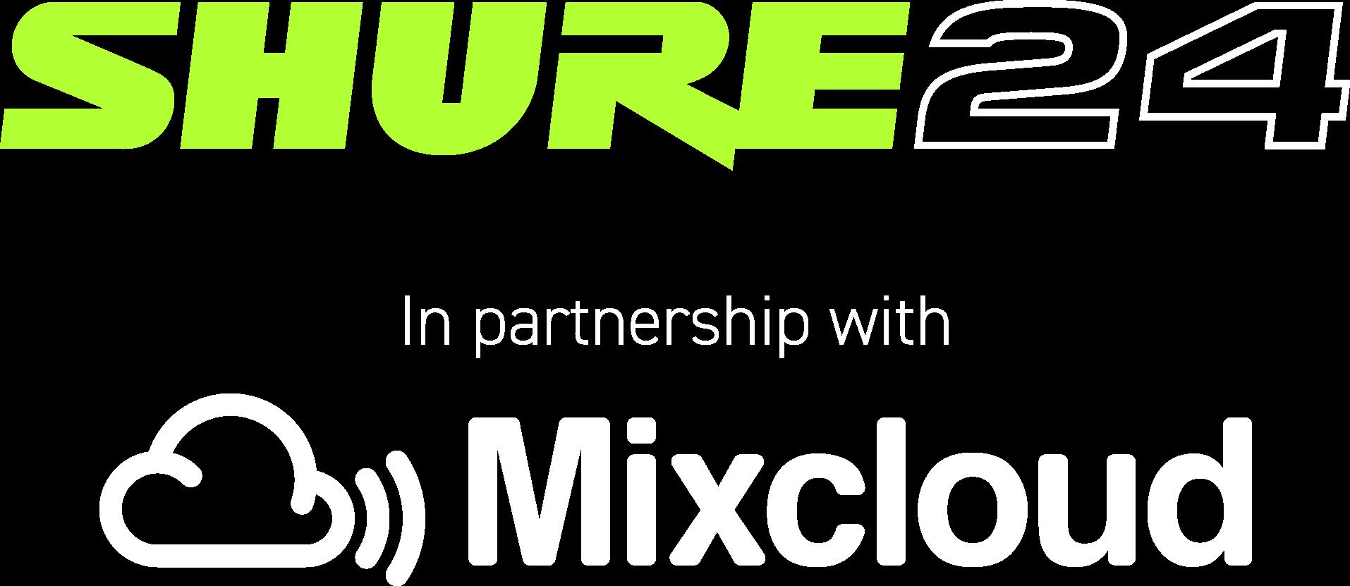 Mixcloud Shure24